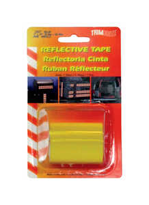 Trim Brite Reflective Tape 2 in. x 24 in. Yellow