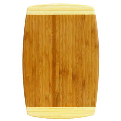 Joyce Chen  12 in. L x 8 in. W 0.75  Bamboo  Cutting Board