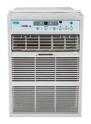 Perfect Aire  10,000 BTU 21 in. H x 14-3/4 in. W 450 sq. ft. Casement Air Conditioner