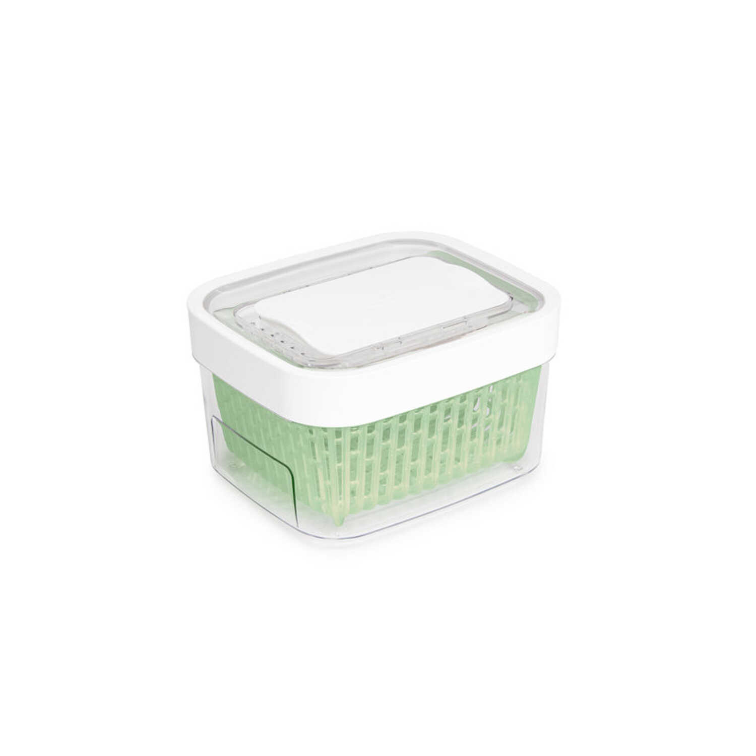 OXO  Good Grips  1.6 qt. Produce Keeper  1 pk Clear