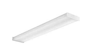 Lithonia Lighting  SB  2.63 in. H x 8.63 in. W x 48 in. L LED Wraparound Light Fixture