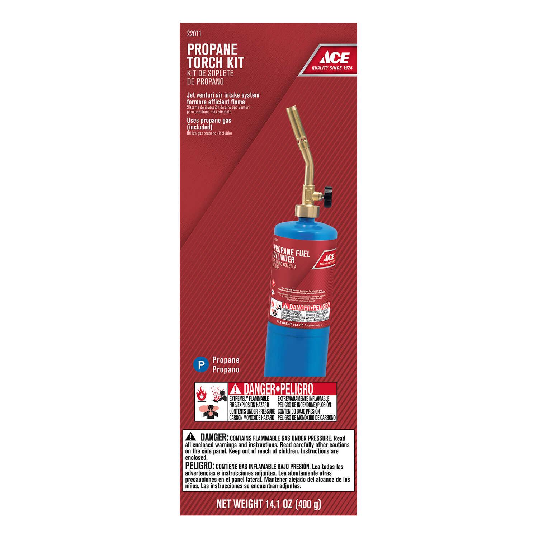 Ace 14 1 oz  Torch Kit 1 pc  - Ace Hardware