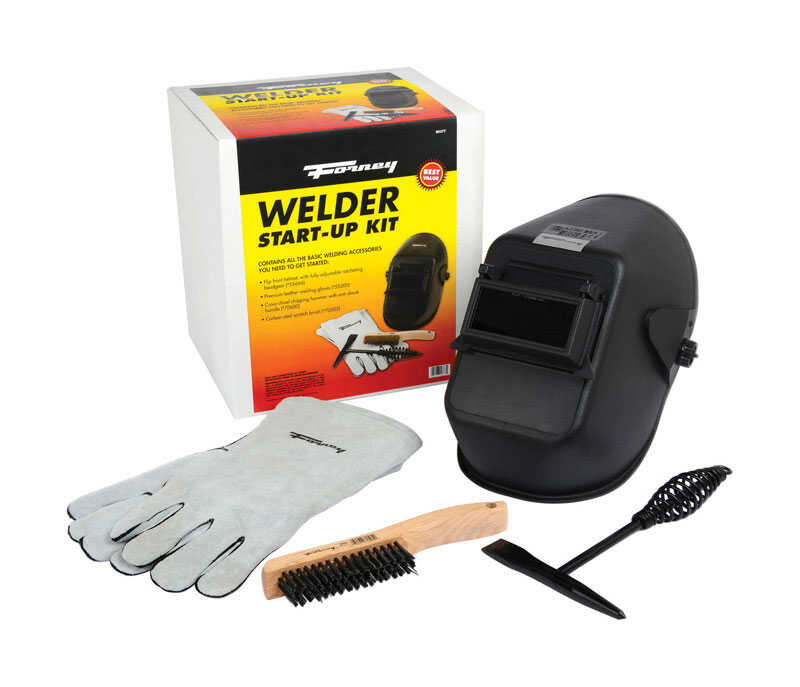 Forney  Welding Kit  4 pc.