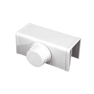 ChildSafe  White  Plastic  Bi Fold Door Locks  1