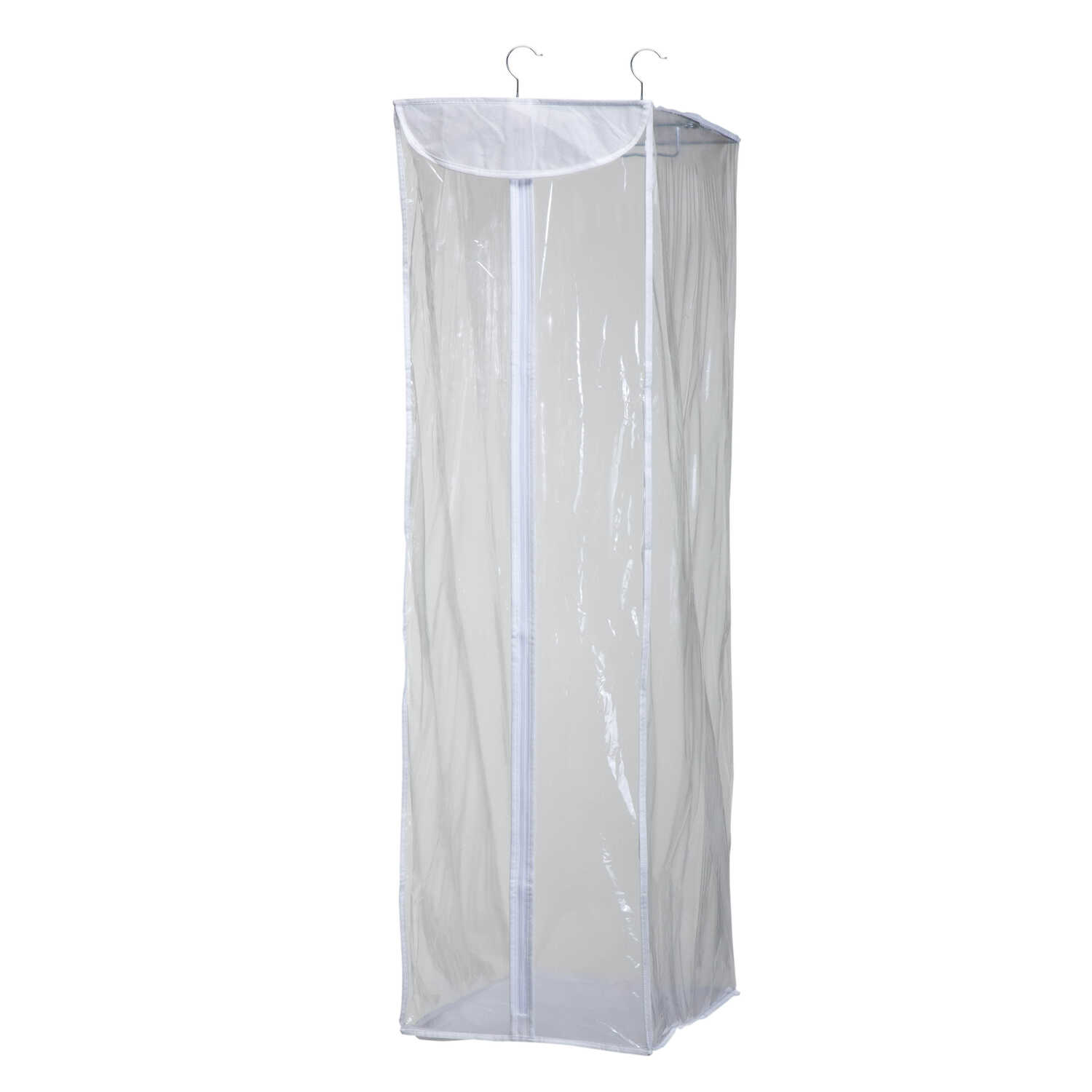 Honey Can Do  42 in. H x 12 in. L x 20 in. W Hanging Storage Closet  1 pk PEVA