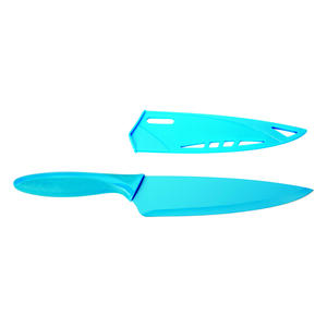 Zyliss  7-1/4 in. L Stainless Steel  Chef's Knife  2 pc.