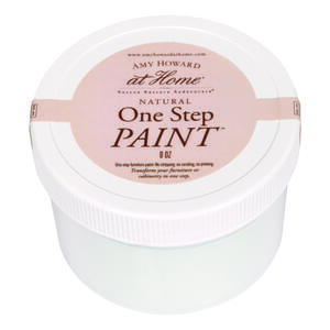 Amy Howard at Home  Flat Chalky Finish  Robins Egg Blue  One Step Paint  8 oz.
