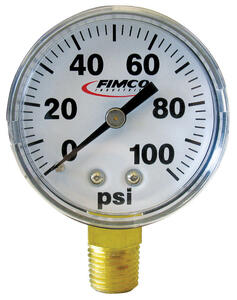 Fimco  Spray Tank Dry Gauge