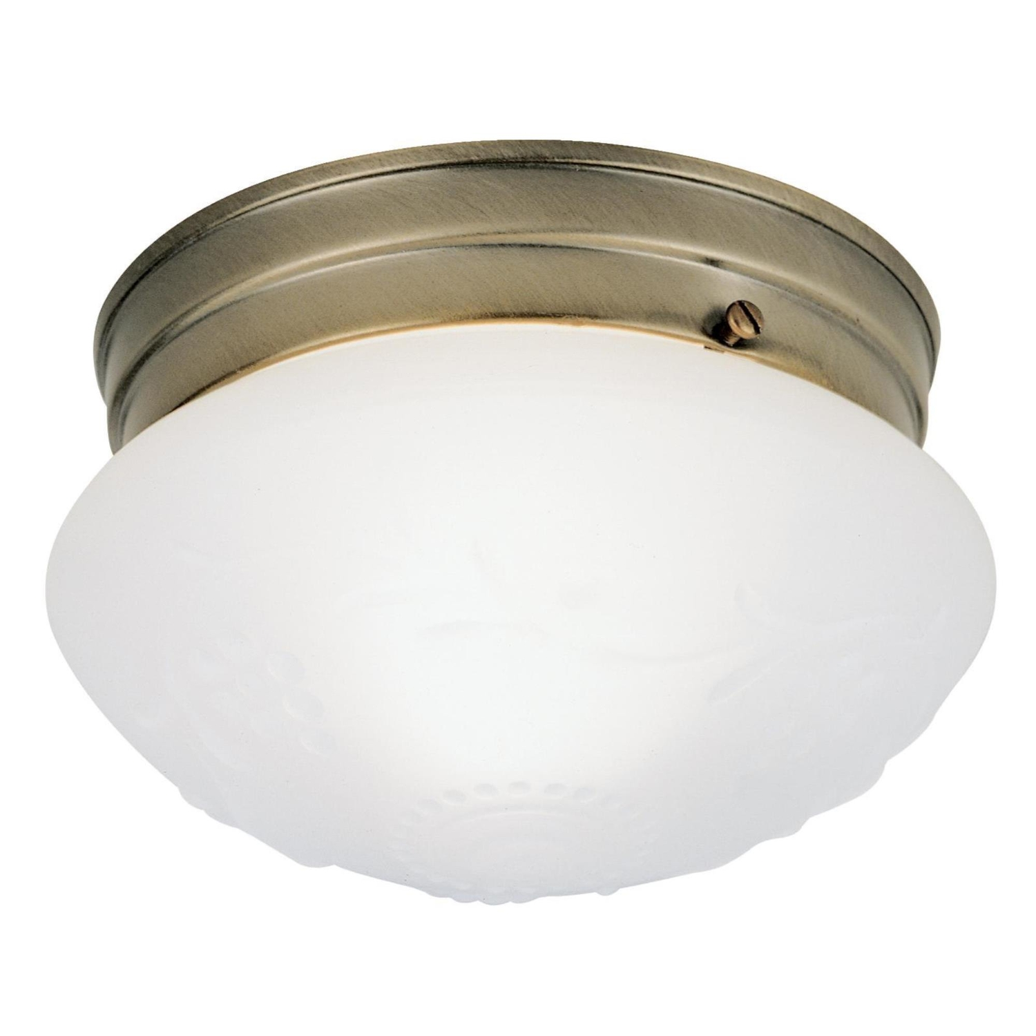 Westinghouse  7.5 in. L Ceiling Light
