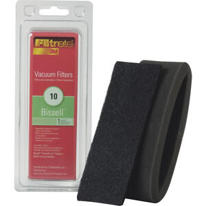 3M  Filtrete  Vacuum Filter  For Bissell 10 1 pk