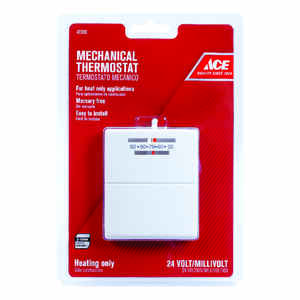 Ace  Heating  Lever  Mechanical Thermostat