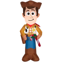 Disney  Airblown  Toy Story  Woody  Inflatable