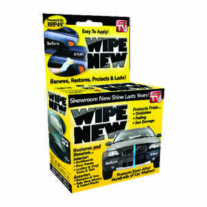 Rust-Oleum  Wipe New Trim Restore  Automotive  Car Restorer Kit  1 pk