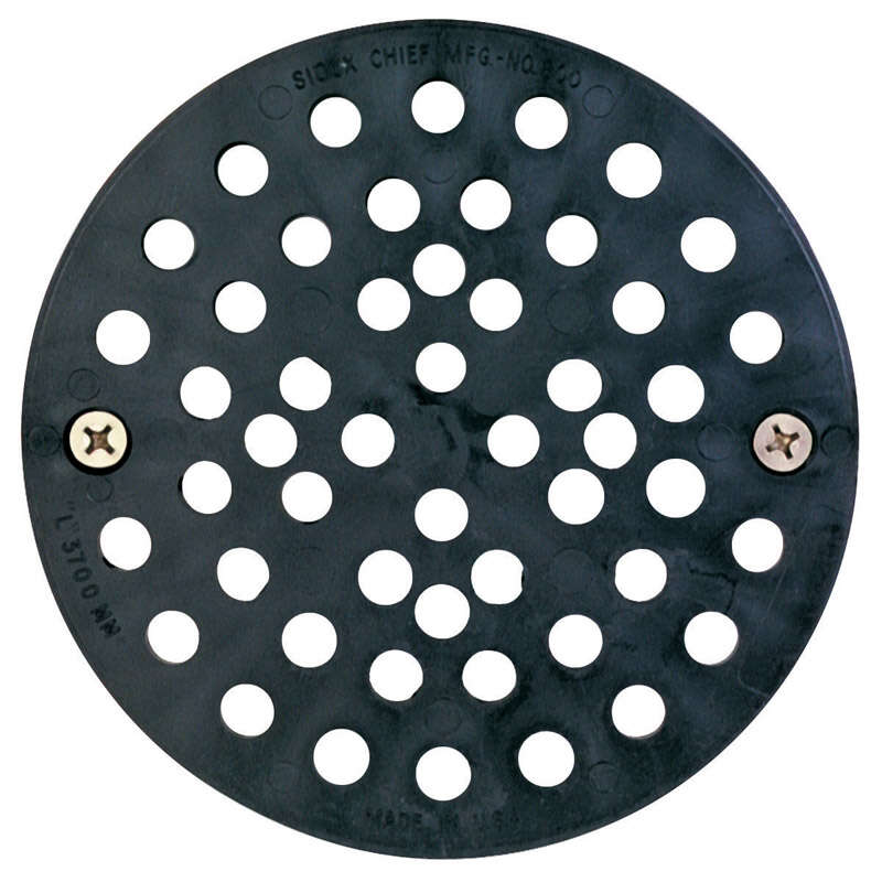 Sioux Chief Weathered Polypropylene Replacement Drain Strainer