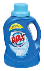 Ajax  Original Scent Laundry Detergent  Liquid  50 oz.
