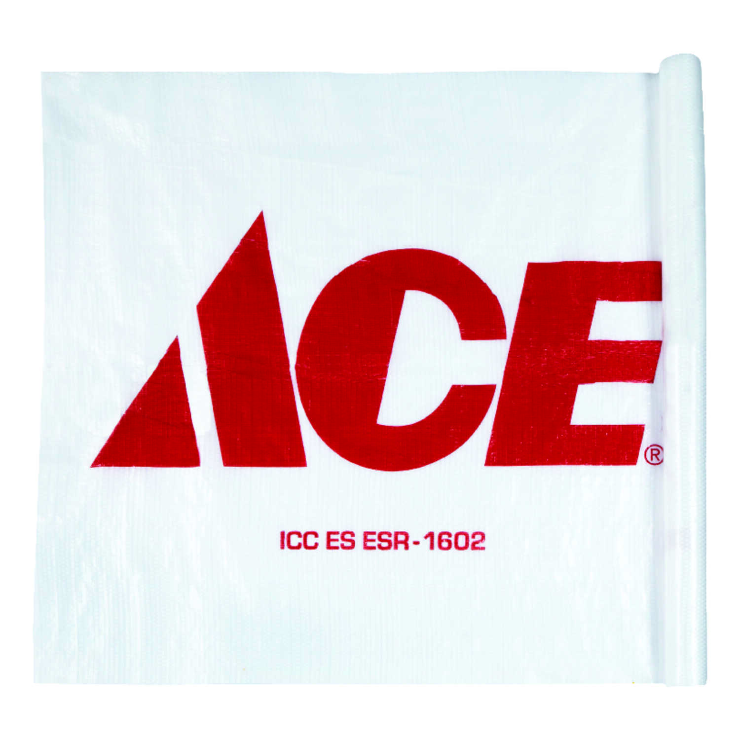 Ace House Wrap Tear Resistant 3 ft. x 100 ft. 500 sq. in. ICC Code 3 ft.