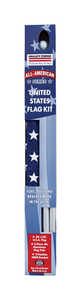 Valley Forge  American  60 in. W x 36 in. H Flag Kit