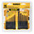 DeWalt  Black Oxide  Drill Bit Set  16 pc.