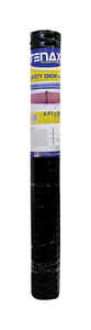 Tenax  48 in. H x 50 ft. L Polyethylene  Snow  Fence  Black