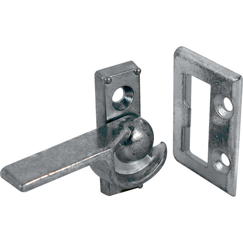 Prime-Line  Zinc-Plated  Die-Cast Zinc  Window Latch  1 pk