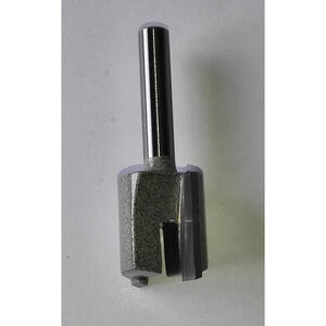 Craftsman  3/4 in.  x 2 in. L Carbide Tipped  Mortising  Router Bit