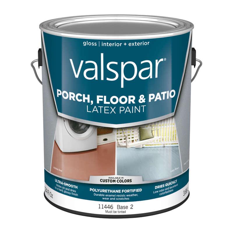 Latex Porch Patio Floor Paint