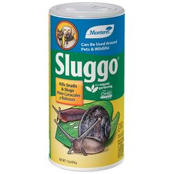 Monterey  Sluggo  Slug and Snail Killer  1 lb.