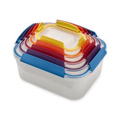 Joseph Joseph Nest Clear Food Storage Container Set 5 pk