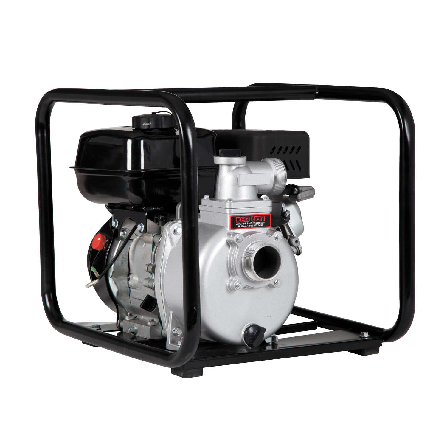 Red Lion  Aluminum  Transfer Pump  6 hp