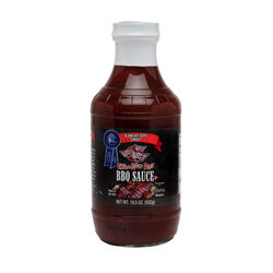 Three Little Pigs Kansas City Sweet BBQ Sauce 19.5 oz.