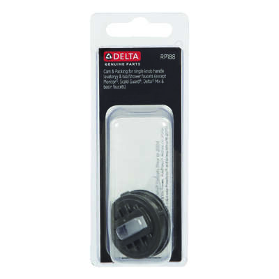 Delta  Plastic  Cam Assembly  For Single Knob Handle Del-Dial Lavatories and Tub/Shower 600 Series F