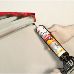 3M  Fire Barrier  Red  Intumescent  Fire Stop  Sealant  10.1 oz.