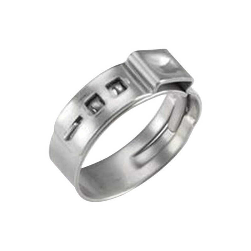 Nibco  3/4 in. Stainless Steel  Pinch Clamp