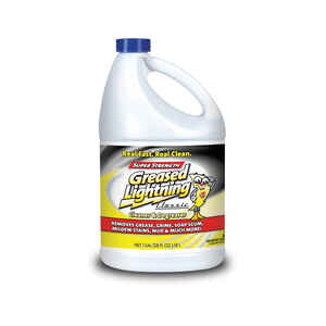 Greased Lightning  Fresh Scent Cleaner and Degreaser  1 gal. Liquid