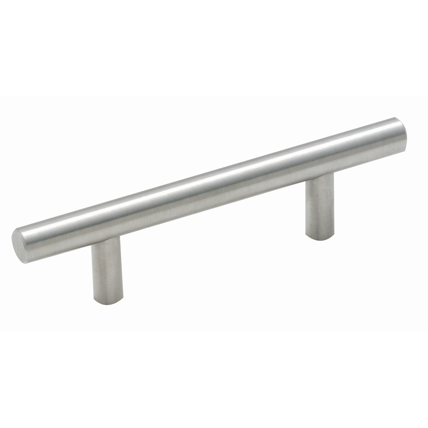 Amerock  Bar Pulls Collection  Bar Pull  Sterling Nickel  1 pk