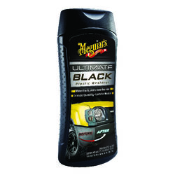 Meguiar's  Ultimate Black  Plastic  Restorer  Liquid  12 oz.