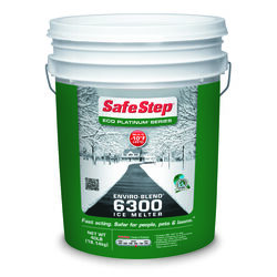 Safe Step  Enviro-Blend 6300  MG-104  Pet Friendly Granule  Ice Melt  40 lb.