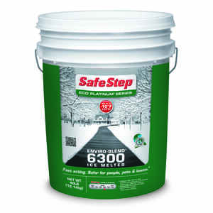 Safe Step  6300  MG 104  Pet Friendly Ice Melt  40 lb. Granule