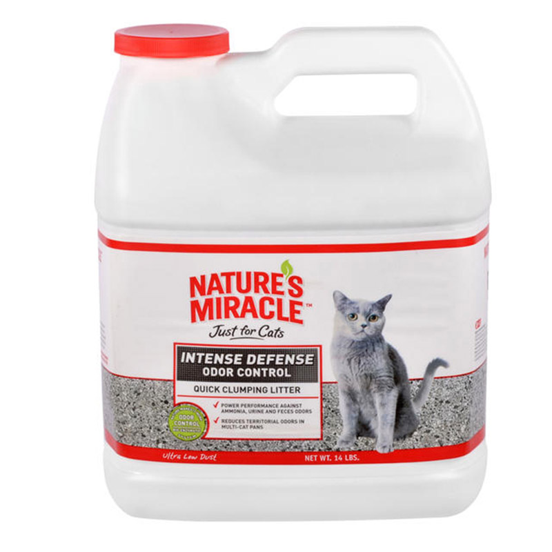 Nature's Miracle  No Scent Cat Litter  14 lb.