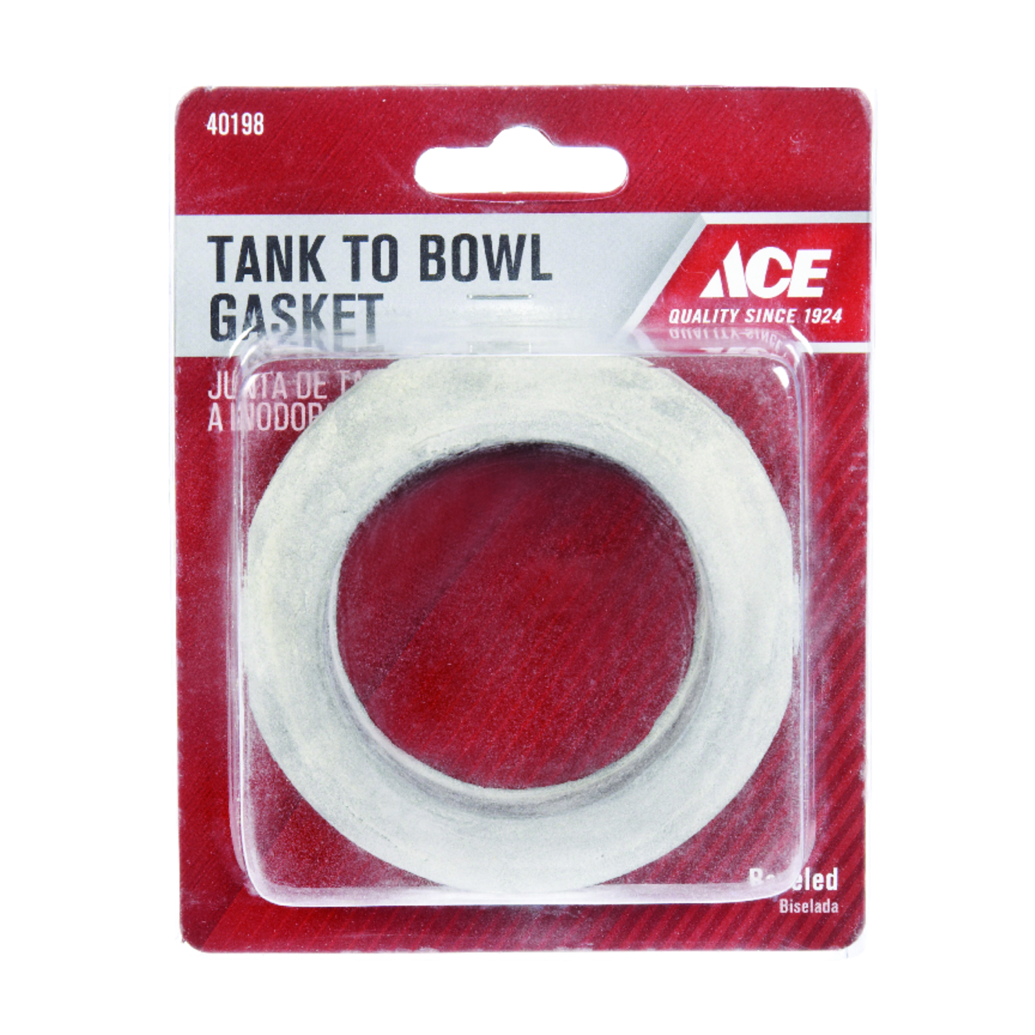 Ace  Tank to Bowl Gasket  2-1/4 in. H x 3-1/4 in. L