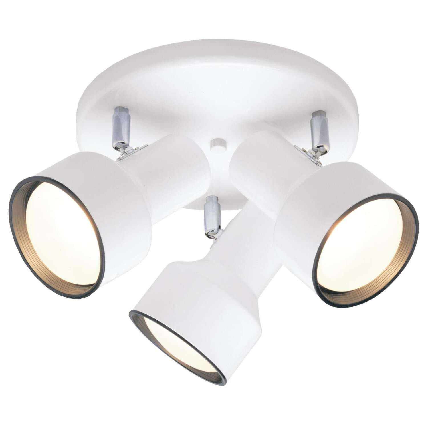 Westinghouse 8-1/4 in. H x 10-1/8 in. W x 10-3/16 in. L Ceiling Light