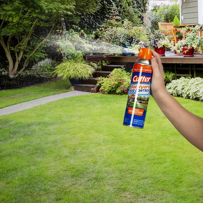 Cutter Backyard Bug Control Insect Killer 16 oz. - Ace ...