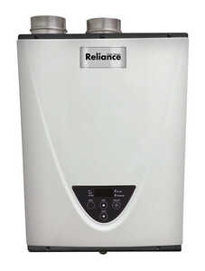 Reliance  Tankless Water Heater  Natural Gas  25-5/8 in. H x 12-3/8 in. L x 18-1/2 in. W