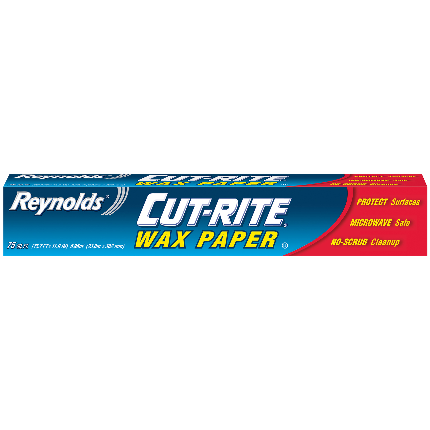 Reynolds  Cut-Rite  11.9 in. W x 75.7 ft. L Wax Paper