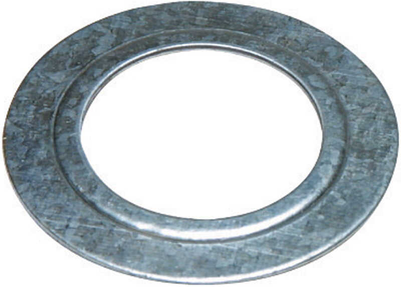 Sigma  3/4 to 1/2 in. Dia. Steel  Reducing Washer  For EMT 2 pk