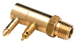 Seachoice  Male Fuel Connector  Brass