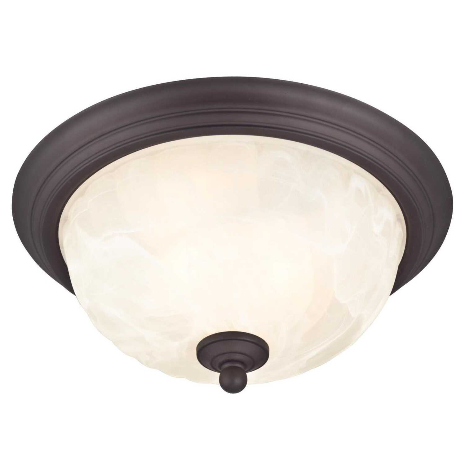 Westinghouse  Naveen  6 in. H x 13 in. L x 13 in. W Ceiling Light