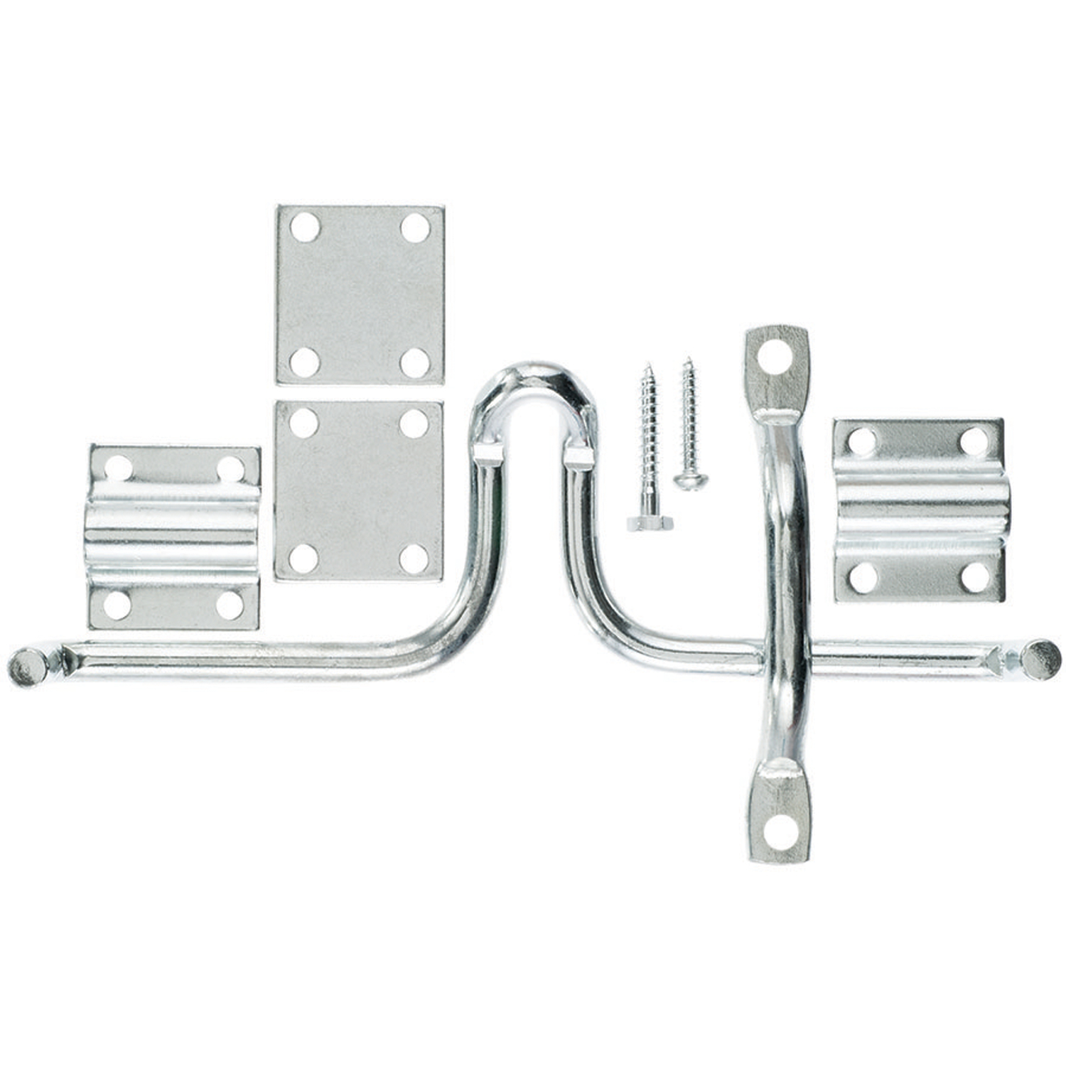 Ace Slide Bolt Gate Latch 5-3/4 in. For Barns and Livestock Pens Zinc Zinc
