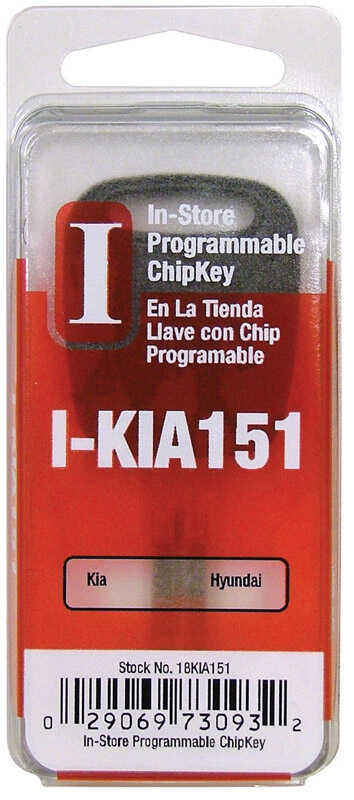 Hy-Ko  Sidewinder  Automotive  Chipkey  EZ# I-KIA151  Single sided For Kia
