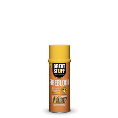 Great Stuff Smart Dispenser Fireblock Orange Polyurethane Foam Insulating Insulating Sealant 1